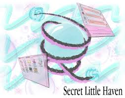 Secret Little Haven | Logo