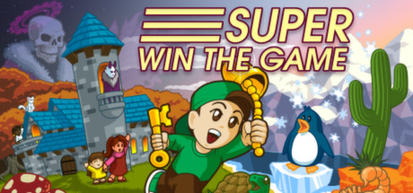 Super Win the Game | Logo